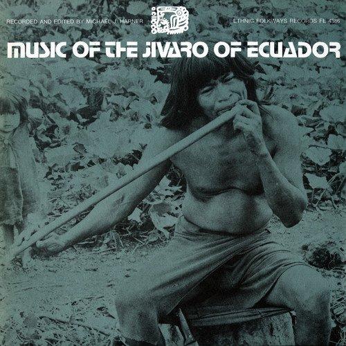 Music Jivaro Ecuador / Various by Folkways Records