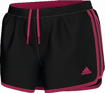 Adidas Running damen M10 Short Damen Blackvivber, Größe
