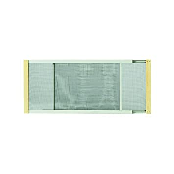 Frost King WB Marvin AWS1037 Adjustable Window Screen, 10in High X Fits  21 37in