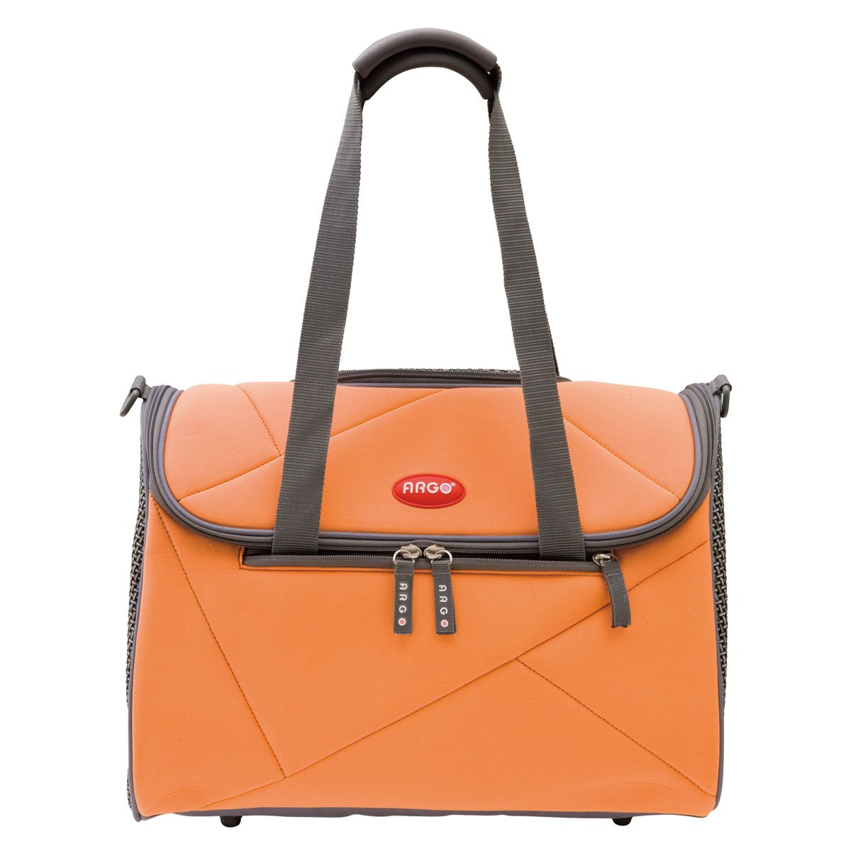 Argo by Teafco Pet Avion Airline Approved Pet Carrier, Tango Orange, Medium by Teafco
