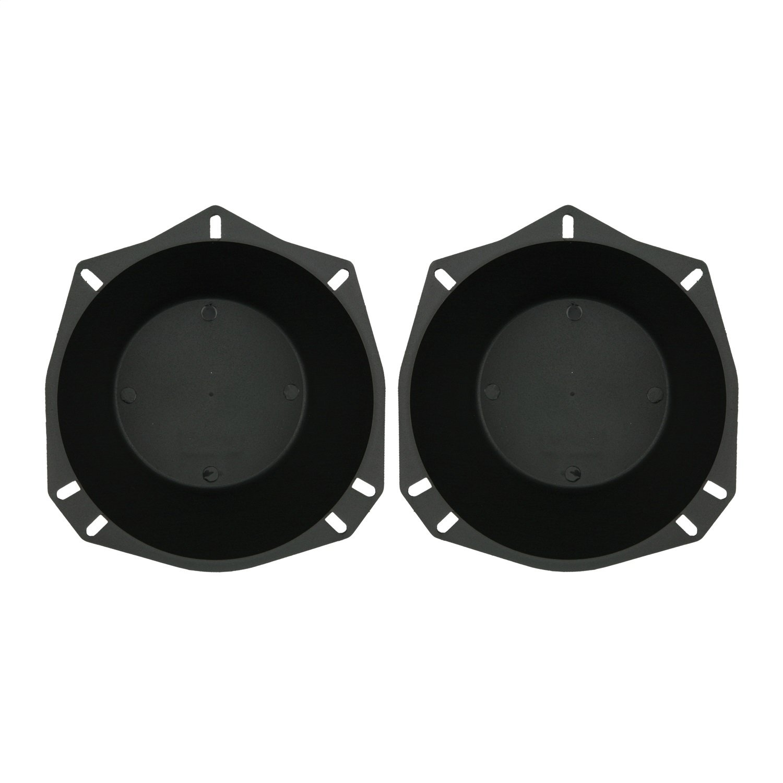 Metra 81-4300 5-1/4 to 6-1/2-Inch Plastic Speaker Baffles Metra Electronics Corp