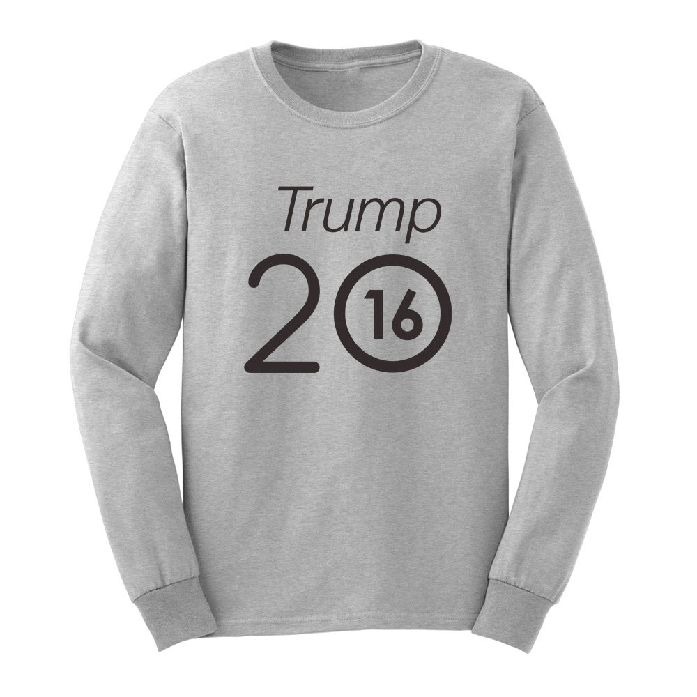Loo Show S 2016 Trump For President Graphic T Shirts Casual Tee