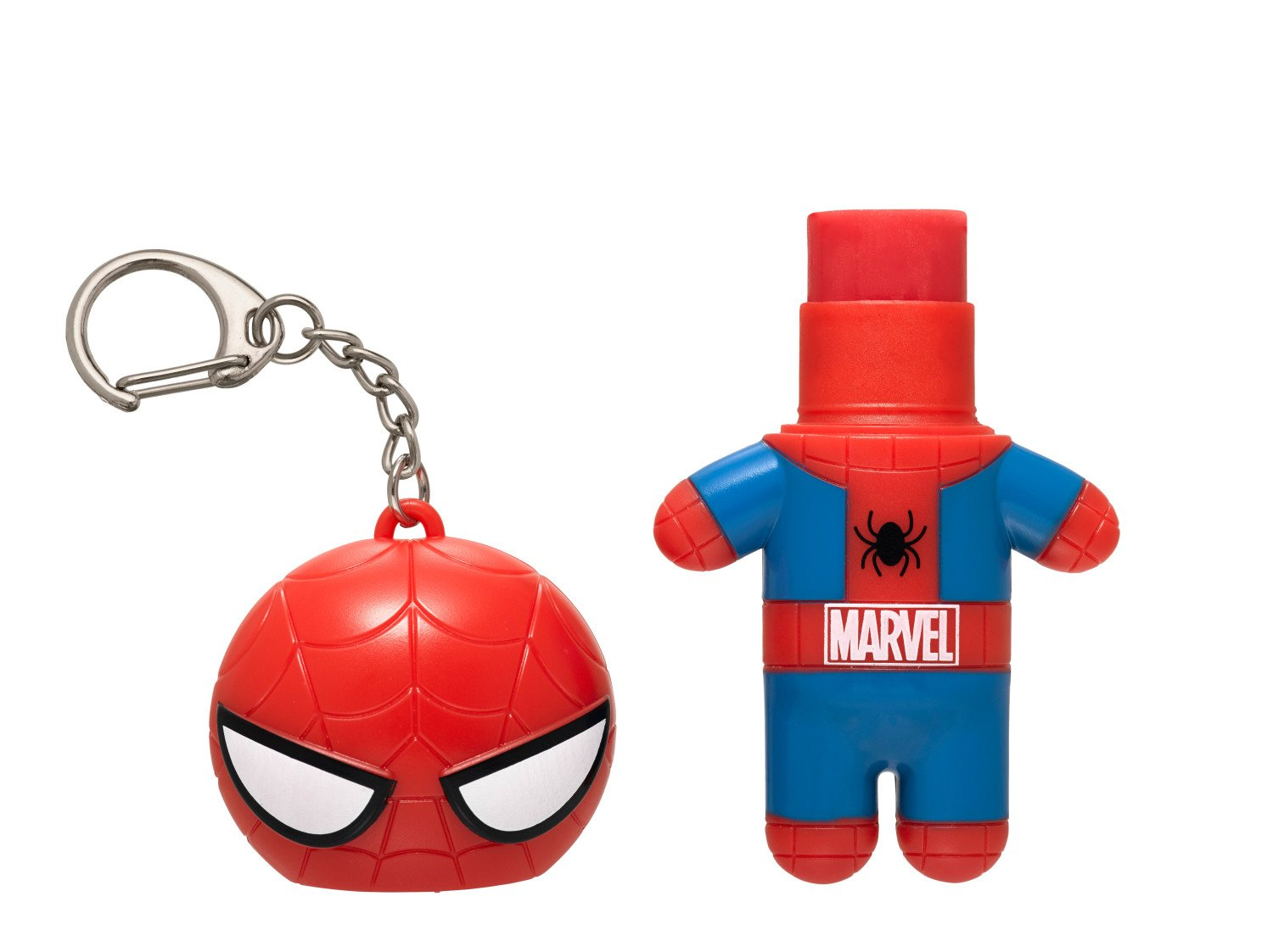 Amazon.com : Lip Smacker Marvel Super Hero Spiderman Amazing Pomegrante : Beauty