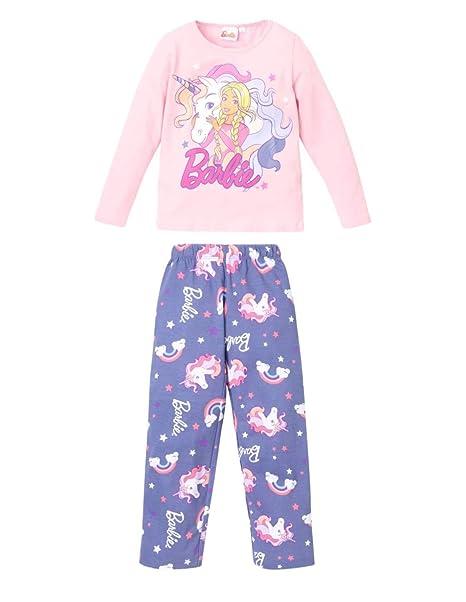 Barbie Mattel Pijama Para Nina Amazon Es Ropa Y Accesorios