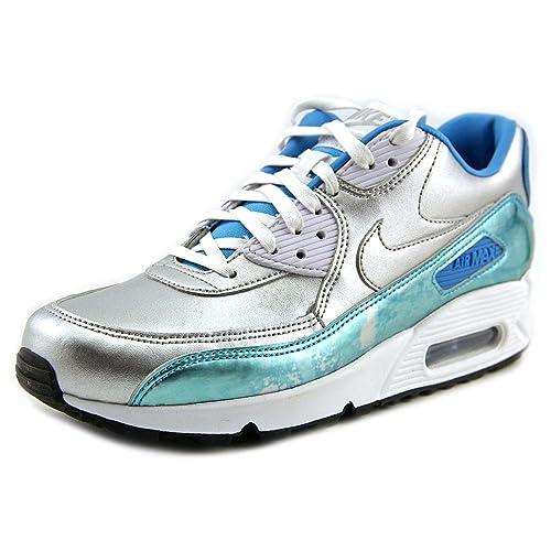 Nike - Zapatillas para Mujer mtllc slvr, Color, Talla 42.5: Amazon.es: Zapatos y complementos