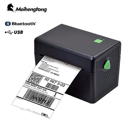 Amazon.com: Impresora de etiquetas, Meihengtong Dirct ...