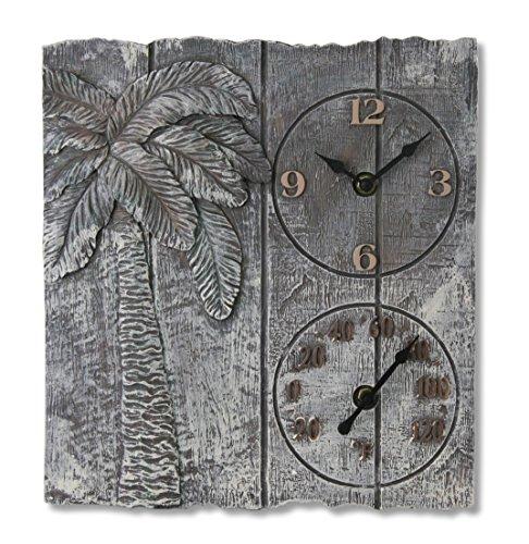 Cardinal Thermometer Clock - Springfield 12