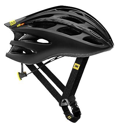 Mavic Cosmic Ultimate Helmet Black/Black, M