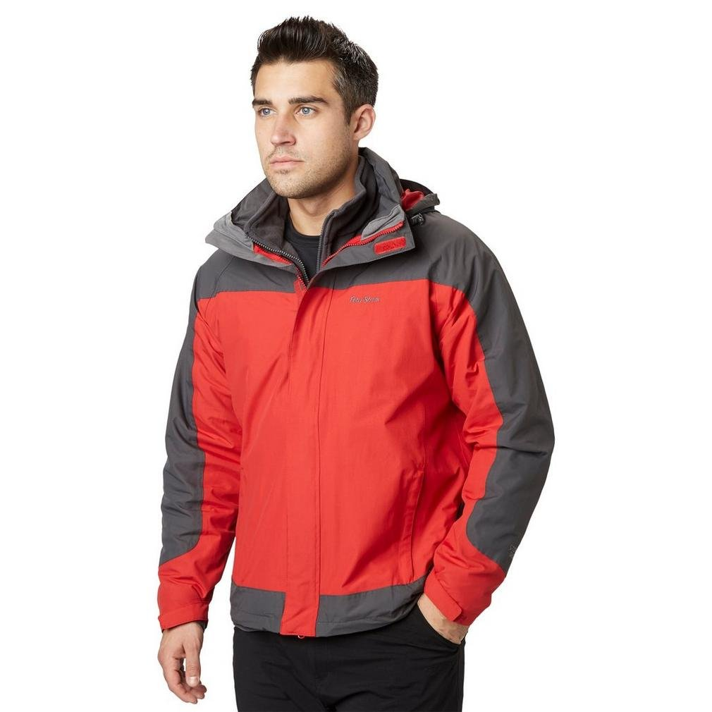 Peter Storm PS M Lakeside 3IN1, Rot, XXL