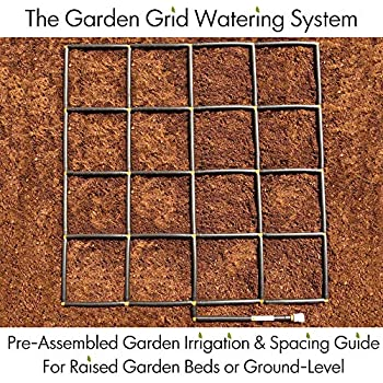 Amazon Com Garden In Minutes Garden Grid Watering System