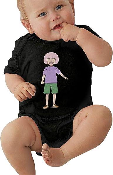 EVE JOHN Numata Sensei Tee Breathable T-Shirts for Baby Black