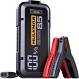 HULKMAN Alpha85 Jump Starter 2000 Amp 20000mAh Car Starter for up to 8.5L Gas and 6L Diesel Engines with LCD Display 12V…