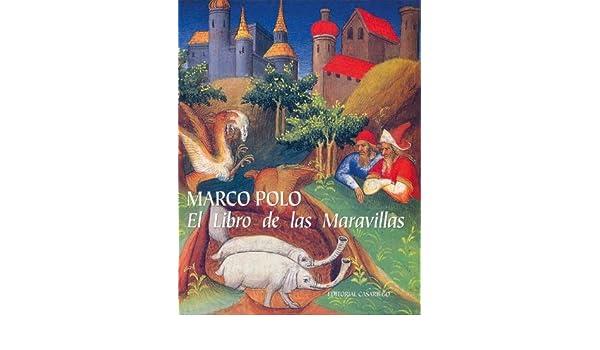 Libro de las maravillas de Marco Polo La Evasión del viaje: Amazon ...