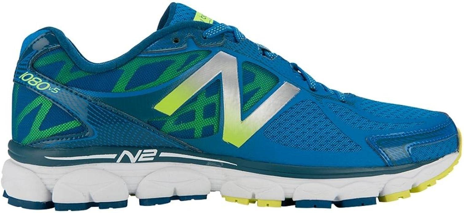 New Balance 1080 V5, Zapatillas de Running para Hombre: Amazon.es: Zapatos y complementos