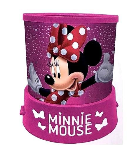 Luz nocturna Proyector de Estrellas Minnie, Auténtico ...