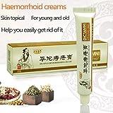 Chinese Herbal For Treatment Hemorrhoids Cream Anus Prolapse Anal Fissure Antibacterial Cream By Shouhengda