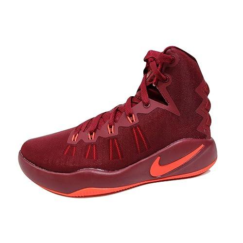 Nike 845120-680, Zapatillas de Baloncesto para Niños, Rojo (Team ...