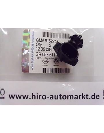 Temperatursensor Transit-Lufttemperatursensor f/ür den Au/ßenbereich aus Kunststoff f/ür 206 207 208 306 307 308 405 407 605