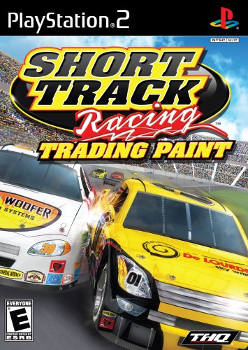 Price comparison product image Short Track Racing Trading Paint - PlayStation 2