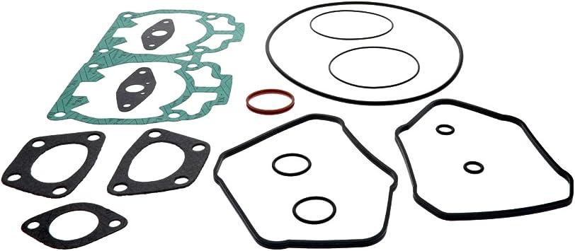 2003 Ski-Doo Mxz X Rev 600 Ho Top End Rebuild Kit Includes Pistons Gaskets Wrist Pin Bearings Standard Stock Bore 72mm