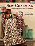 """Sew Charming: Scrappy Quilts from 5""""..."""