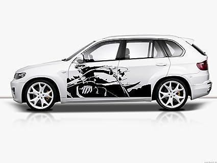 5f048326c5 Amazon.com  Anime Manga Japan Cartoon Car Side Vinyl Graphics ...