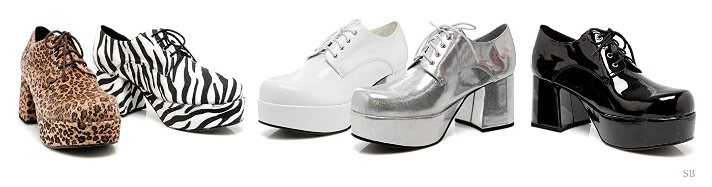 f052074849c Amazon.com  Funtasma by Pleaser Men s Jazz-02 Platform Oxford  Pleaser   Shoes