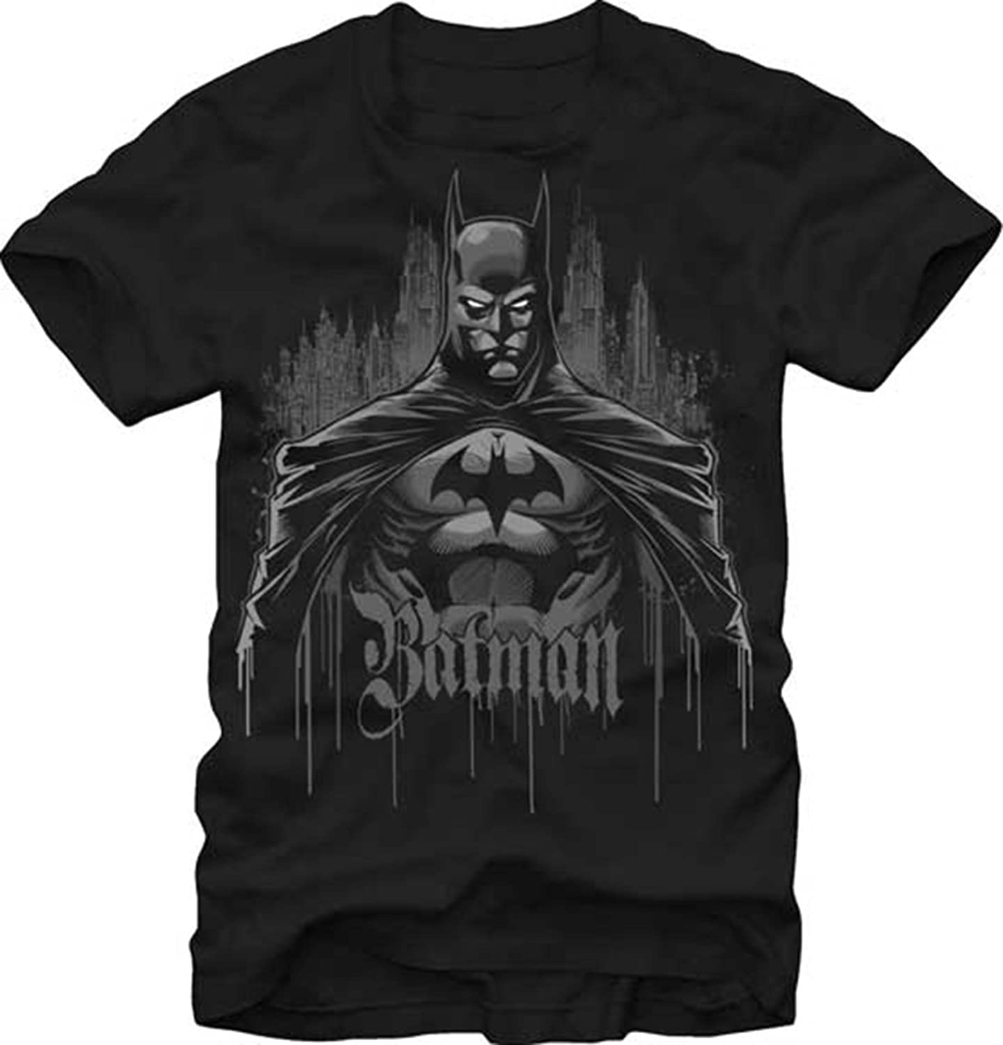 Black t shirt batman - Black T Shirt Batman 16