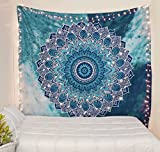 Popular Handicrafts Kp842 Hippie Mandala Tapestry Hippie Tapestries Mandala wall hanging Tapestries Wall Tapestries Mandala tapestries Tapestry Wall Hanging Ombre Mandala Tapestries Boho Tapestries