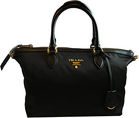 Prada Donna 1BA104 Borsa in tessuto Medium: Amazon.it