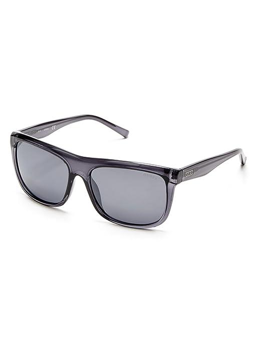 6b986d532bf9 GUESS Factory Men s Enamel Square Sunglasses  Amazon.ca  Sports   Outdoors