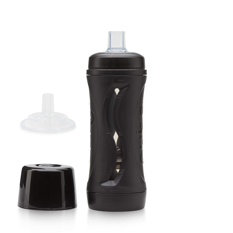 Subo Baby Food Bottle Starter Set (Black)