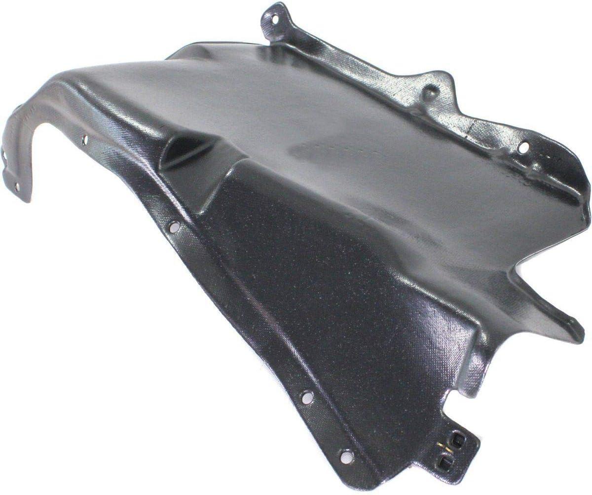 Engine Splash Shield Plastic Engine Under Cover Passenger Side Right RH compatible with Nissan Altima