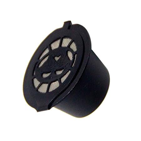 Perfeclan C/ápsula Reutilizable del caf/é Filtra la c/ápsula Recargable para Las m/áquinas de Nespresso