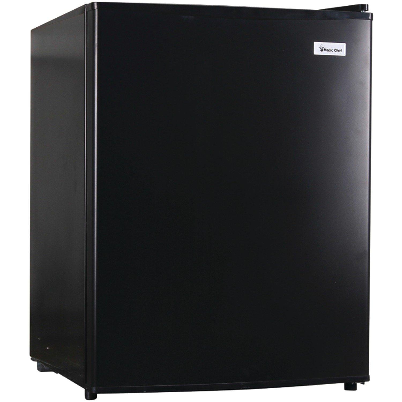 Magic Chef MCAR240B2 2.4 cu.ft. All Refrigerator, Black