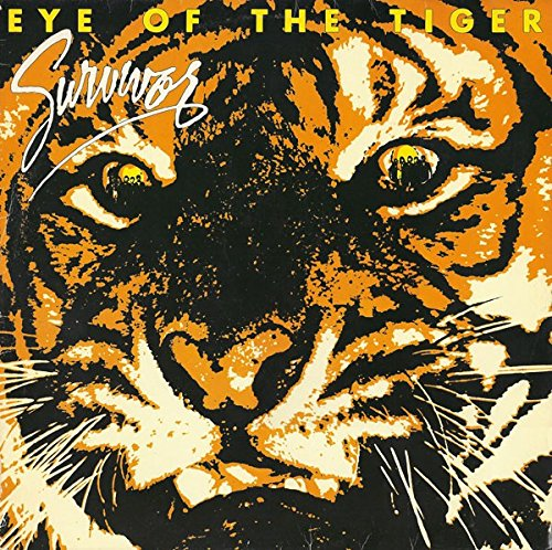 Eye Of The Tiger by Scotti Bros FZ 38062