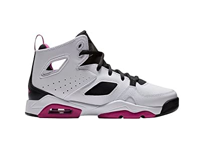 df44469af68e ... Amazon.com Jordan Kids Flight Club 91 (GS) Sneakers  Nike Air Jordan  Flight Club 91 BG Blk Red Big Kids Basketball Shoes 555472-067