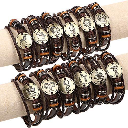 Lishfun Bracelet Bracelet Bracelet Women Men Silver Wristband Jewelry,Aries