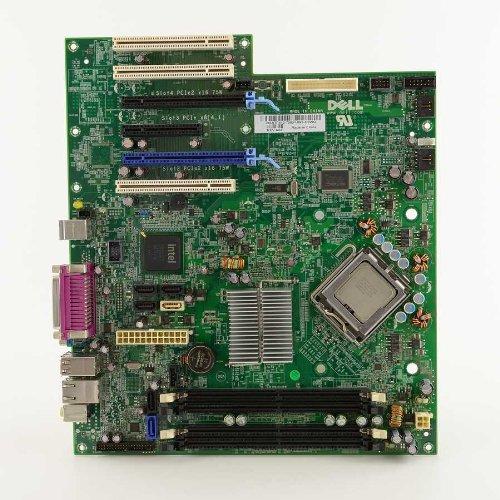 TP412 Dell System Board For Precision T3400. New Pull.