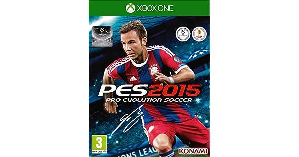 Pro Evolution Soccer 2015 (Day One Edt.): Amazon.es: Videojuegos