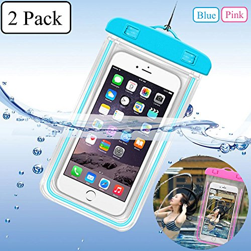 iPhone Waterproof Noctilucent Cellphone Underwater product image