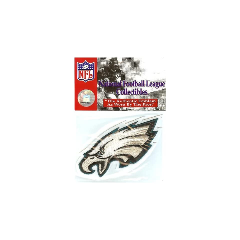 Philadelphia Eagles Team Patch   Official NFL Licensed