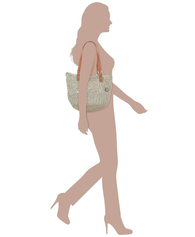 Amazon.com: The Sak - Bolso de mano para mujer, color marfil ...