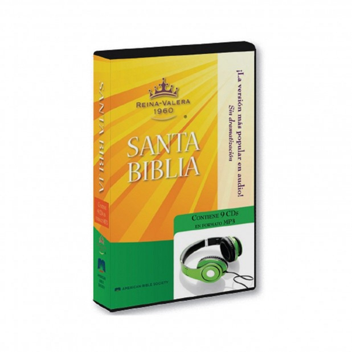 Reina Valera Biblia Audio Spanish