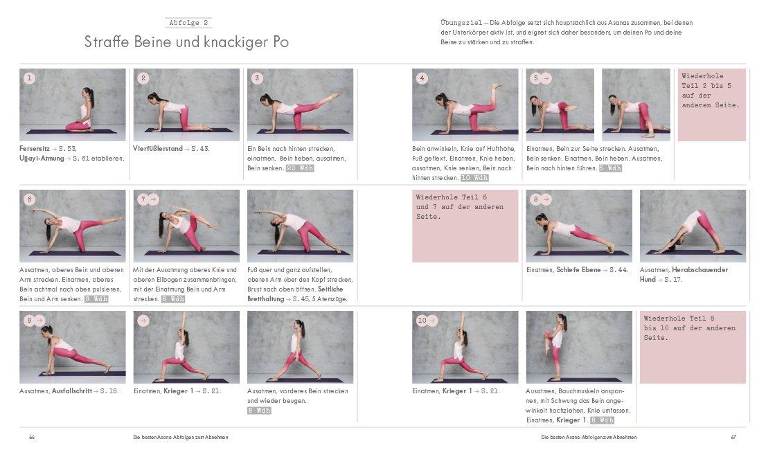 weight loss yoga kate hall 9783831035205 amazoncom books - Ausatmen Fans Usa