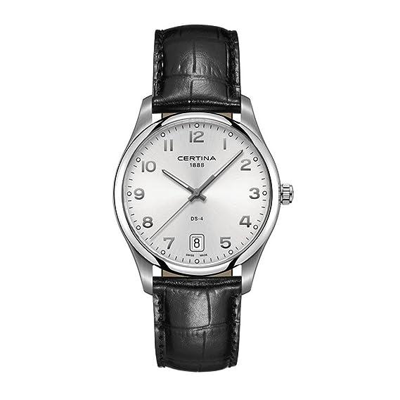 Certina DS-4 Big Size C022.610.16.032.00 Reloj de Pulsera para hombres