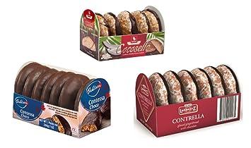 German Gingerbread Lebkuchen Assortment 3 Varieties