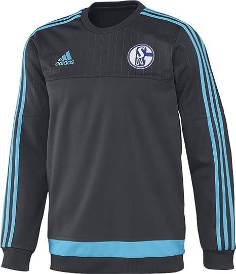 adidas Herren Sweatshirt FC Schalke 04