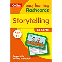 Storytelling Flashcards: Ideal for Home Learning
