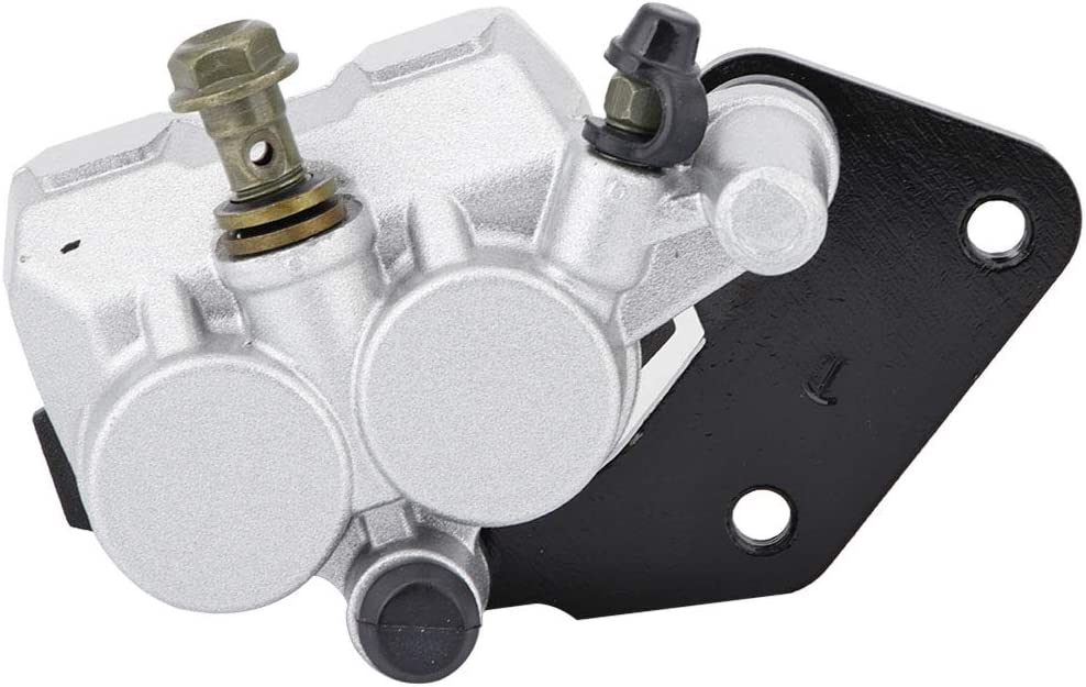Rear Brake Caliper Assembly Motorcycle ATV Rear Brake Caliper Motorcycle Replacement Fit for Motorcycle 100-125CC Engine